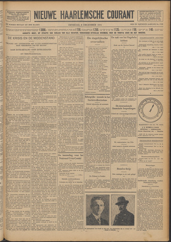 Nieuwe Haarlemsche Courant 1931-12-08