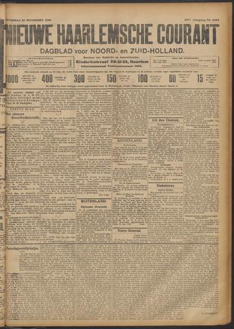 Nieuwe Haarlemsche Courant 1908-11-28