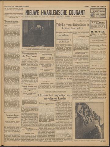 Nieuwe Haarlemsche Courant 1940-11-04
