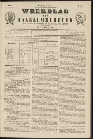 Weekblad van Haarlemmermeer 1870-03-04