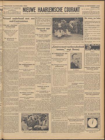 Nieuwe Haarlemsche Courant 1935-09-10