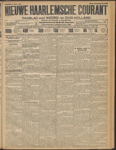 Nieuwe Haarlemsche Courant 1910-11-08