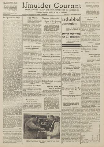 IJmuider Courant 1939-01-24