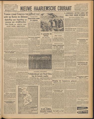 Nieuwe Haarlemsche Courant 1950-07-20