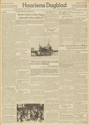 Haarlem's Dagblad 1947-06-10