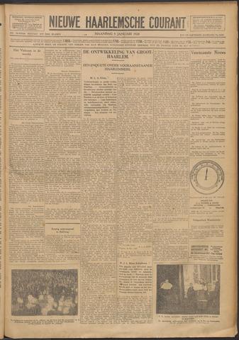 Nieuwe Haarlemsche Courant 1928-01-09