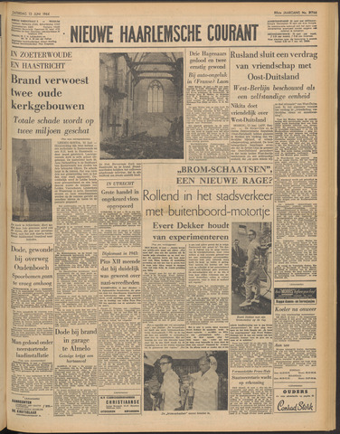 Nieuwe Haarlemsche Courant 1964-06-13