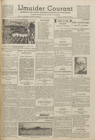 IJmuider Courant 1939-06-20