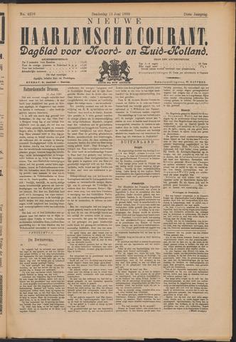 Nieuwe Haarlemsche Courant 1899-06-15