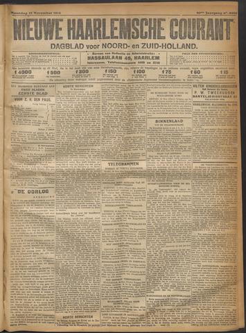 Nieuwe Haarlemsche Courant 1915-11-15