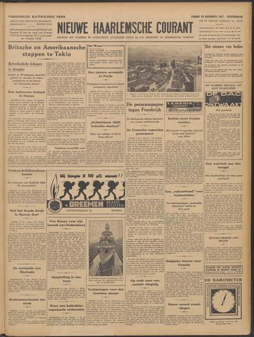 Nieuwe Haarlemsche Courant 1937-11-28