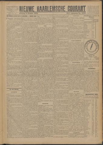 Nieuwe Haarlemsche Courant 1923-10-02
