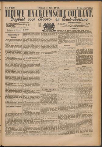 Nieuwe Haarlemsche Courant 1906-05-04