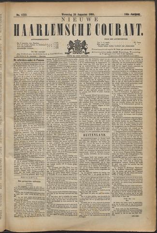 Nieuwe Haarlemsche Courant 1891-08-26
