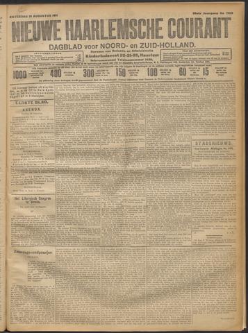 Nieuwe Haarlemsche Courant 1911-08-19