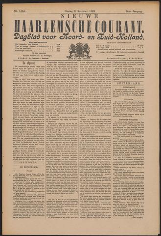 Nieuwe Haarlemsche Courant 1899-11-21