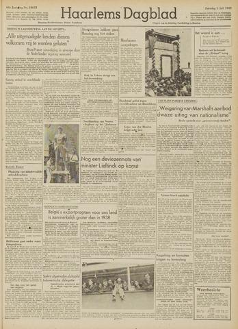 Haarlem's Dagblad 1947-07-05