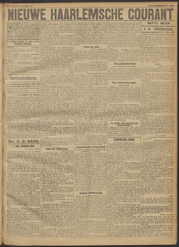 Nieuwe Haarlemsche Courant 1917-04-25
