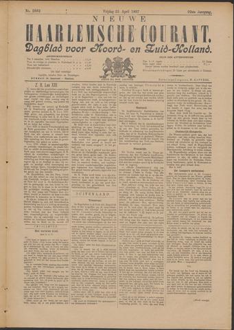 Nieuwe Haarlemsche Courant 1897-04-23