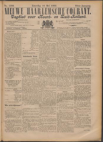 Nieuwe Haarlemsche Courant 1903-05-16