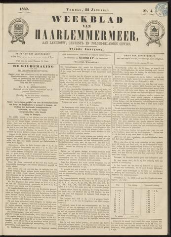 Weekblad van Haarlemmermeer 1869-01-22