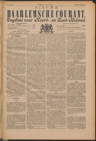Nieuwe Haarlemsche Courant 1899-04-14