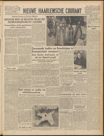 Nieuwe Haarlemsche Courant 1950-06-24
