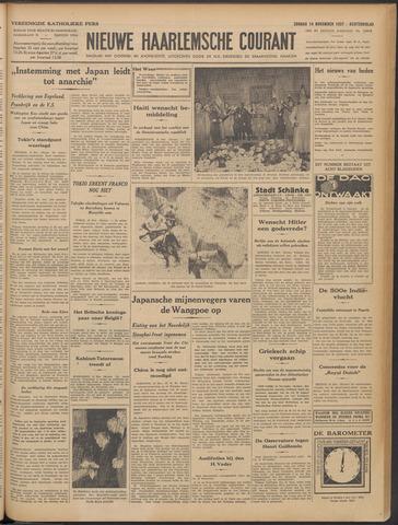 Nieuwe Haarlemsche Courant 1937-11-14