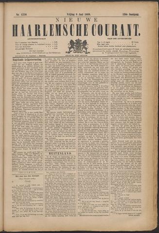 Nieuwe Haarlemsche Courant 1888-06-08