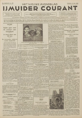 IJmuider Courant 1938-07-08