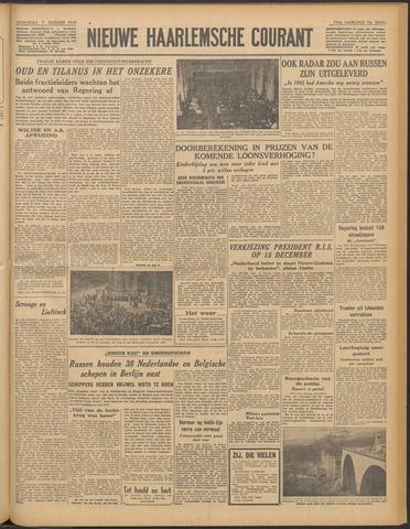Nieuwe Haarlemsche Courant 1949-12-07