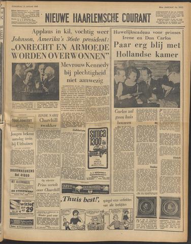 Nieuwe Haarlemsche Courant 1965-01-21