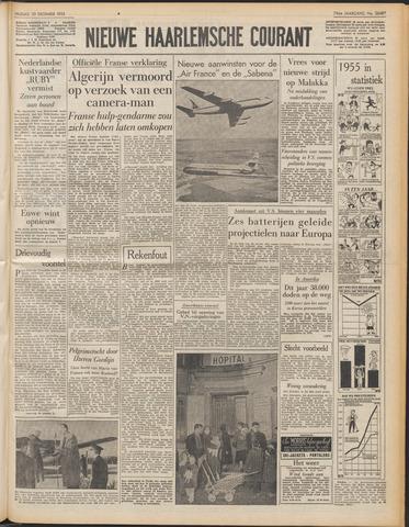 Nieuwe Haarlemsche Courant 1955-12-30