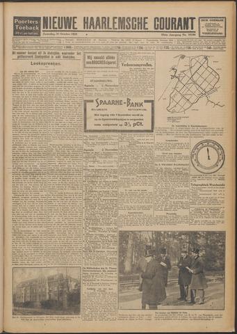 Nieuwe Haarlemsche Courant 1925-10-31