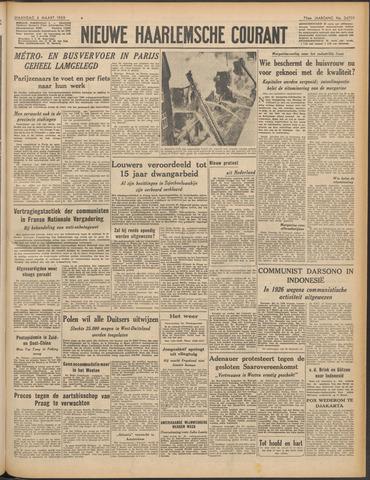 Nieuwe Haarlemsche Courant 1950-03-06
