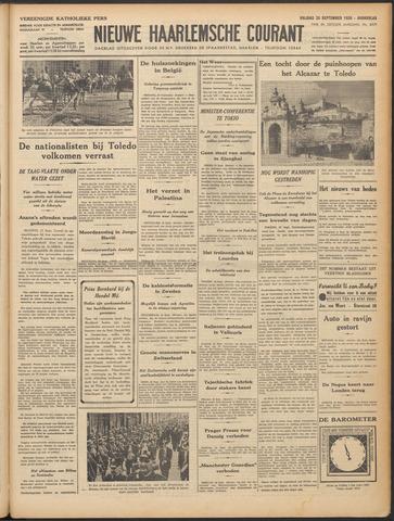Nieuwe Haarlemsche Courant 1936-09-25