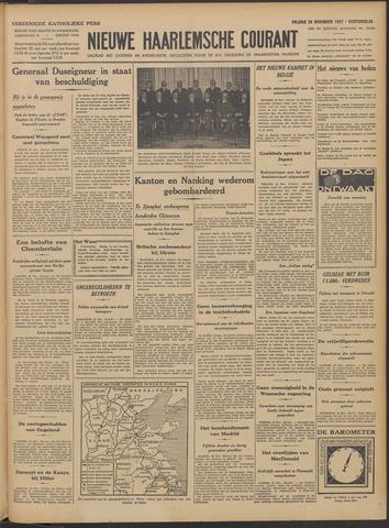 Nieuwe Haarlemsche Courant 1937-11-26