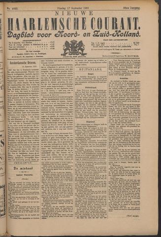 Nieuwe Haarlemsche Courant 1901-09-17