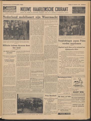 Nieuwe Haarlemsche Courant 1939-08-29