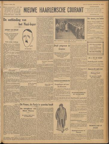 Nieuwe Haarlemsche Courant 1932-04-15