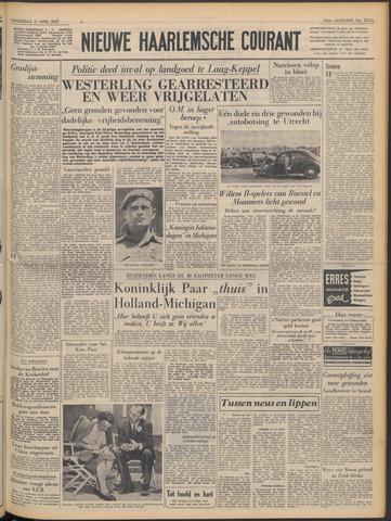 Nieuwe Haarlemsche Courant 1952-04-17