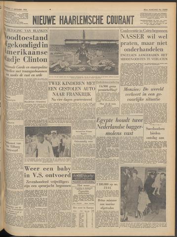 Nieuwe Haarlemsche Courant 1956-09-03