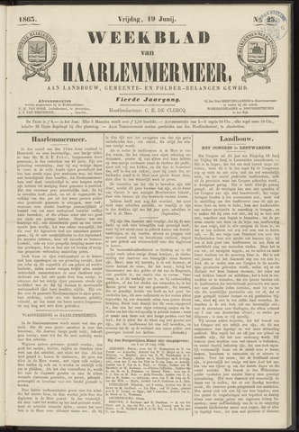 Weekblad van Haarlemmermeer 1863-06-19