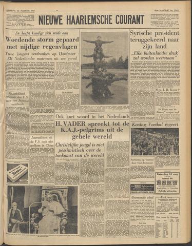 Nieuwe Haarlemsche Courant 1957-08-26