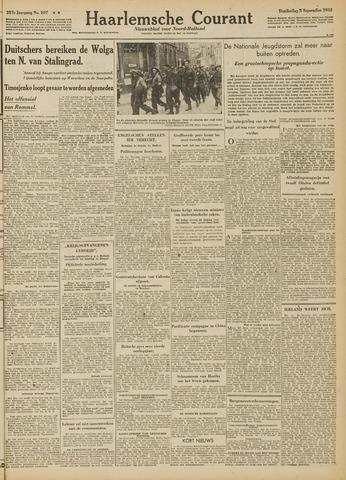 Haarlemsche Courant 1942-09-03