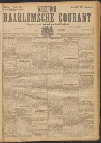 Nieuwe Haarlemsche Courant 1907-05-17