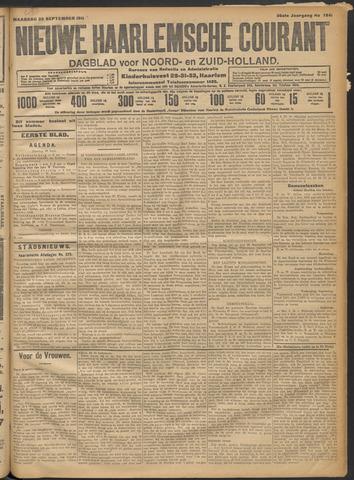 Nieuwe Haarlemsche Courant 1911-09-25