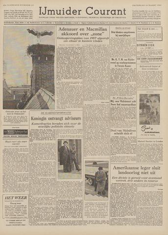 IJmuider Courant 1959-03-14