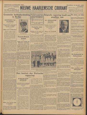 Nieuwe Haarlemsche Courant 1935-03-18