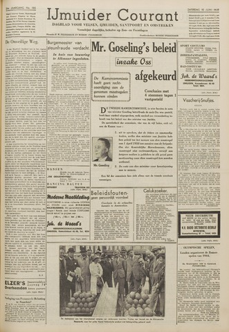 IJmuider Courant 1939-06-10
